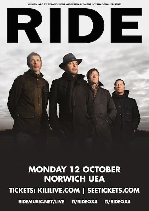 Ride - Norwich UEA