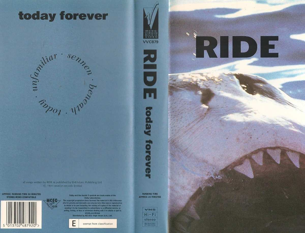 Today Forever VHS