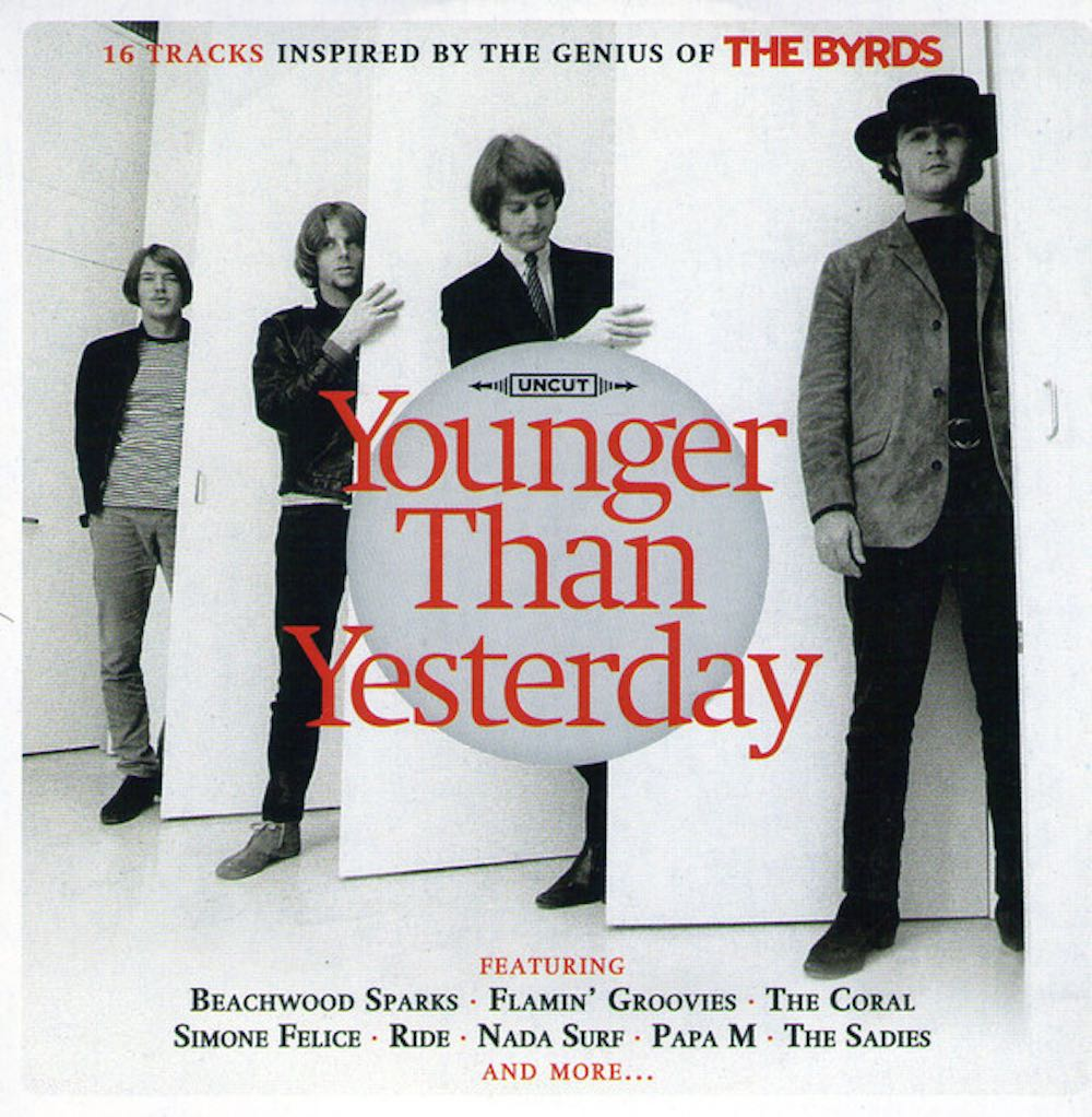Uncut Magazine - Younger Than Yesterday (16 Tracks Inspired