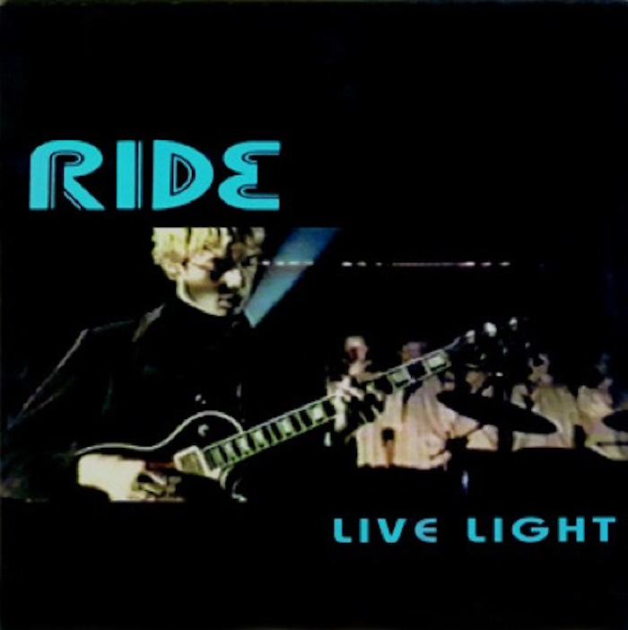 Ride - Live Light vinyl