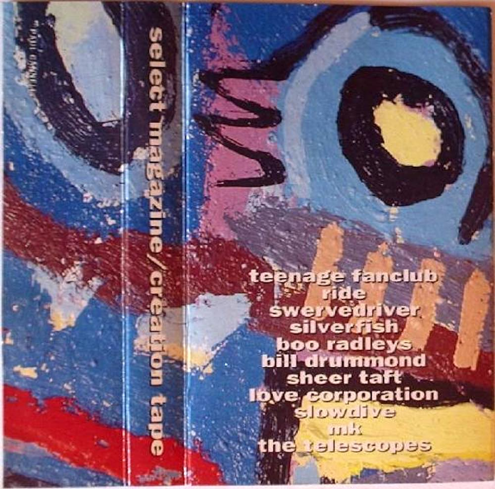 Select Magazine cassette
