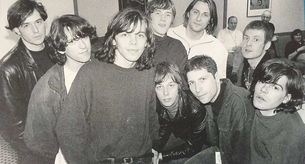 Ride and The Charlatans