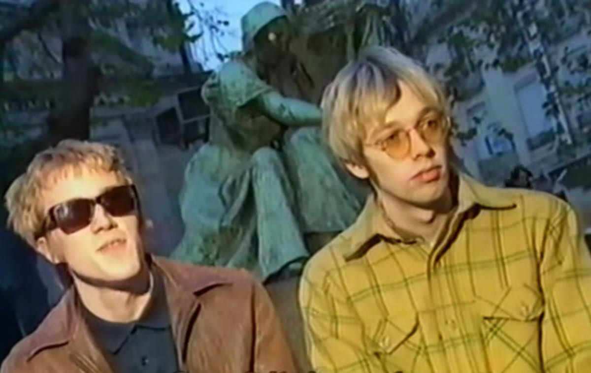 French TV Interview 1994