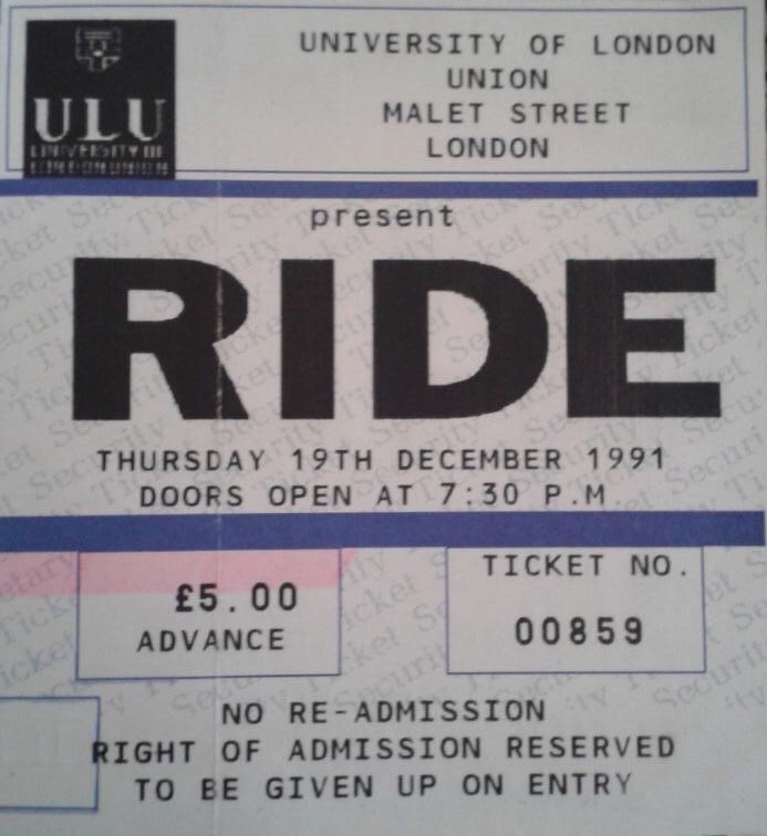 ULU December 1991
