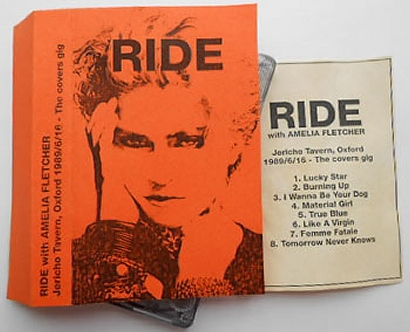 Madonna Covers Cassette