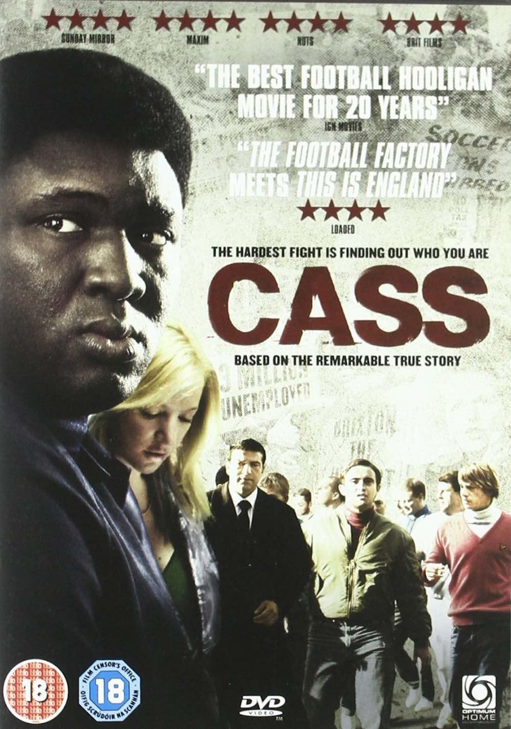 Cass DVD Cover