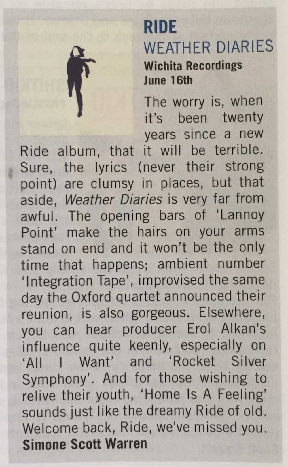 London In Stereo review