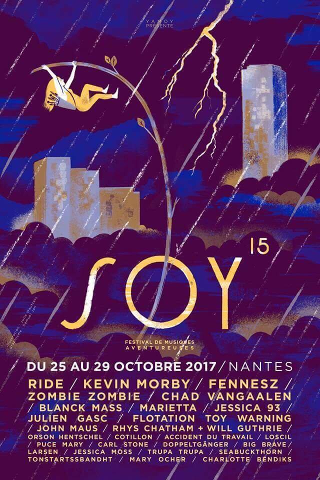 SOY Festival Poster