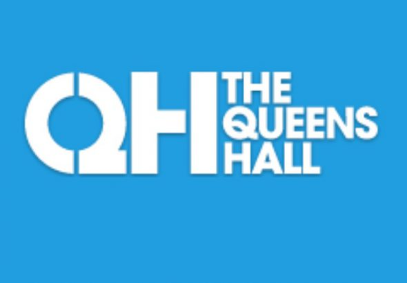 Queens Hall logo