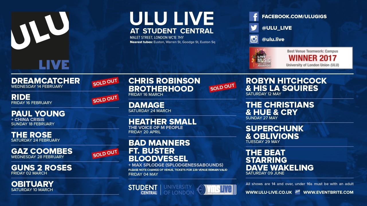 ULU poster