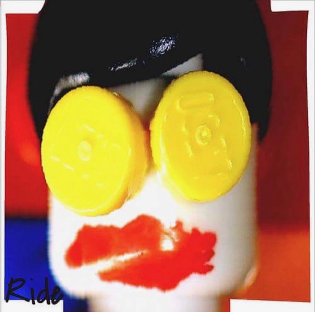 Going Blank Again in Lego